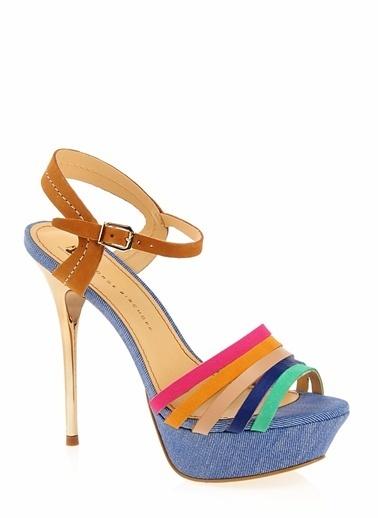 Jorge Bıschoff Ayakkabı Lacivert